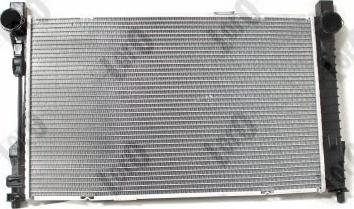 ABAKUS 054-017-0047-B - Radiator, racire motor reperautotrans.ro