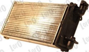 ABAKUS 004-015-0011 - Schimbator caldura, incalzire habitaclu reperautotrans.ro