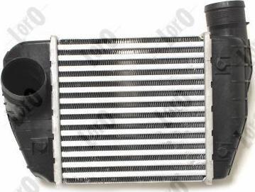 ABAKUS 003-018-0002 - Intercooler, compresor reperautotrans.ro