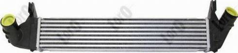 ABAKUS 010-018-0002 - Intercooler, compresor reperautotrans.ro