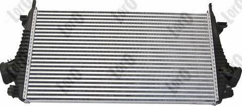 ABAKUS 037-018-0005 - Intercooler, compresor reperautotrans.ro