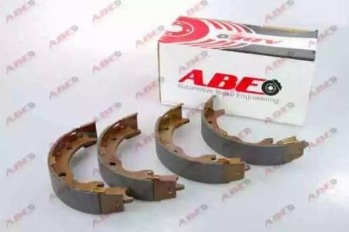 ABE C04019ABE - Set saboti frana, frana de mana reperautotrans.ro