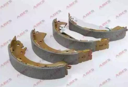 ABE C00518ABE - Setul de franare, frane cu tambur reperautotrans.ro