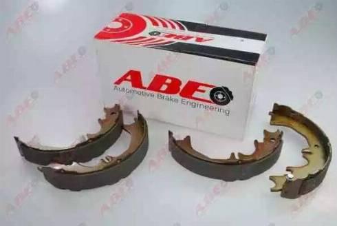 ABE C02082ABE - Set saboti frana, frana de mana reperautotrans.ro