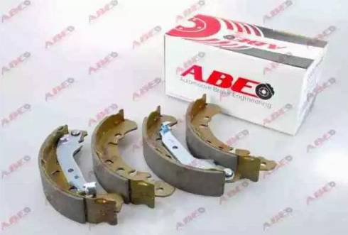 ABE C02079ABE - Setul de frânare, frâne cu tambur reperautotrans.ro