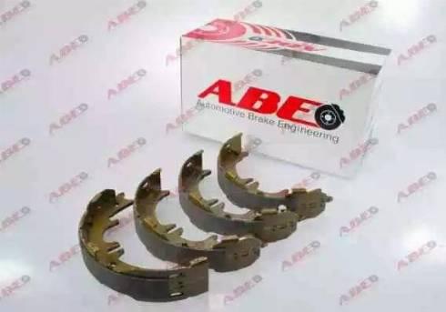 ABE C02077ABE - Set saboti frana, frana de mana reperautotrans.ro