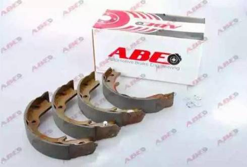 ABE C07012ABE - Set saboti frana, frana de mana reperautotrans.ro