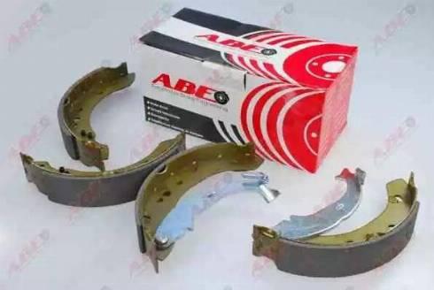 ABE C0C019ABE - Setul de frânare, frâne cu tambur reperautotrans.ro