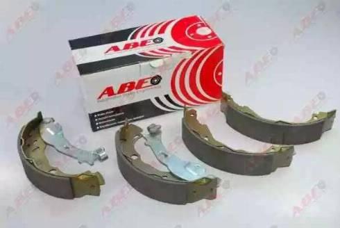 ABE C0C020ABE - Setul de franare, frane cu tambur reperautotrans.ro