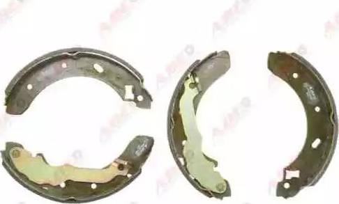 ABE C0G028ABE - Setul de frânare, frâne cu tambur reperautotrans.ro
