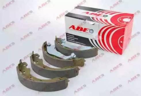 ABE C0M009ABE - Setul de franare, frane cu tambur reperautotrans.ro