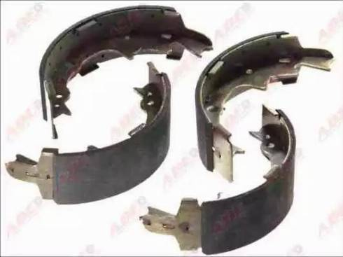 ABE C0Y003ABE - Setul de frânare, frâne cu tambur reperautotrans.ro