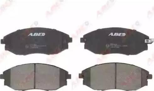 ABE C10021ABE - Set placute frana, frana disc reperautotrans.ro