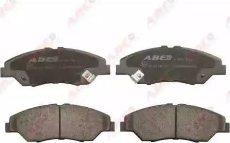 ABE C10305ABE - Set placute frana, frana disc reperautotrans.ro