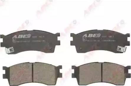 ABE C10303ABE - Set placute frana, frana disc reperautotrans.ro
