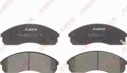 ABE C10325ABE - Set placute frana, frana disc reperautotrans.ro