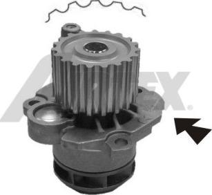 Airtex 1776 - Pompa apa reperautotrans.ro
