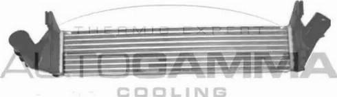 Autogamma 105784 - Intercooler, compresor reperautotrans.ro
