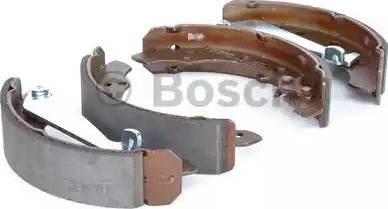 BOSCH 0 986 487 270 - Setul de frânare, frâne cu tambur reperautotrans.ro