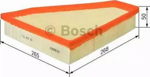BOSCH F 026 400 030 - Filtru aer reperautotrans.ro