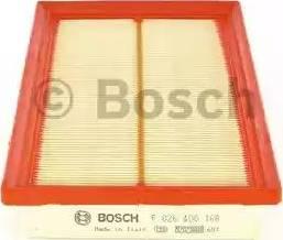 BOSCH F 026 400 168 - Filtru aer reperautotrans.ro