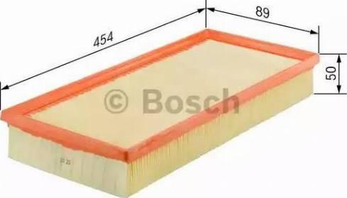 BOSCH F 026 400 102 - Filtru aer reperautotrans.ro