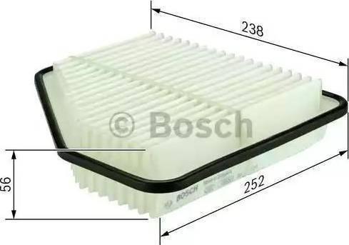 BOSCH F 026 400 188 - Filtru aer reperautotrans.ro