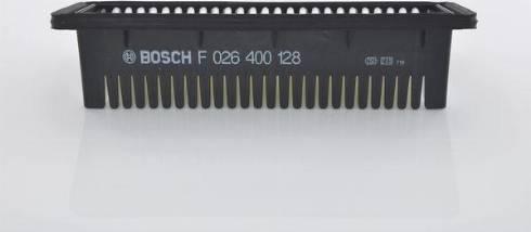 BOSCH F 026 400 128 - Filtru aer reperautotrans.ro