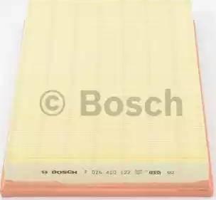 BOSCH F 026 400 122 - Filtru aer reperautotrans.ro