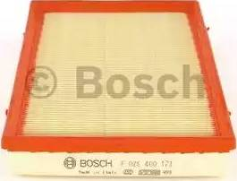 BOSCH F 026 400 173 - Filtru aer reperautotrans.ro