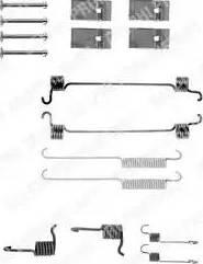 Delphi LY1119 - Set accesorii, sabot de frana reperautotrans.ro