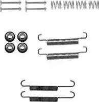 Delphi LY1384 - Set accesorii, sabot de frana reperautotrans.ro