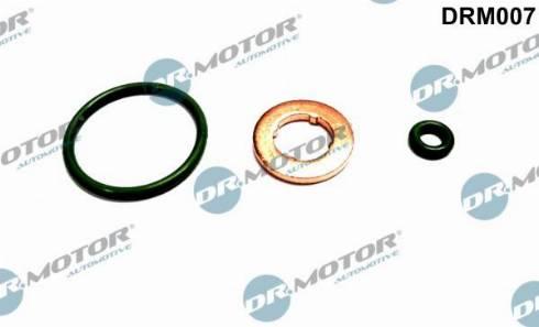 Dr.Motor DRM007 - Set garnituri etansare,injectoare reperautotrans.ro