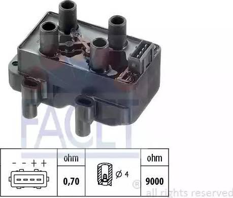 FACET 9.6088 - Bobina de inductie reperautotrans.ro