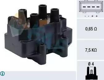 FAE 80207 - Bobina de inductie reperautotrans.ro