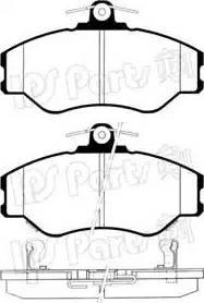 IPS Parts IBD-1595 - Set placute frana, frana disc reperautotrans.ro