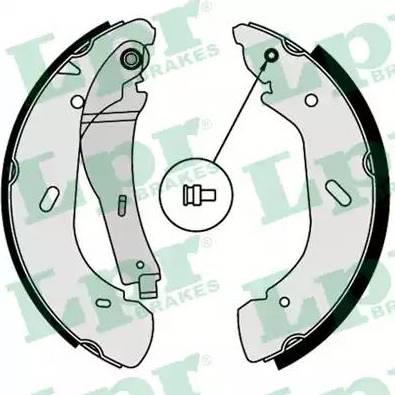 LPR 07790 - Setul de frânare, frâne cu tambur reperautotrans.ro
