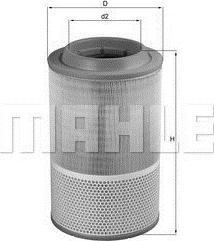 Magneti Marelli 154768868400 - Filtru aer reperautotrans.ro