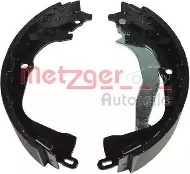 Metzger MG 133 - Setul de frânare, frâne cu tambur reperautotrans.ro