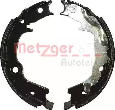 Metzger MG 232 - Set saboti frana, frana de mana reperautotrans.ro
