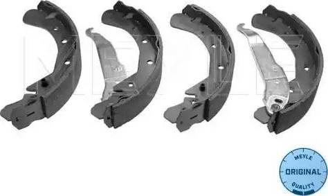 Meyle 614 042 1008 - Setul de frânare, frâne cu tambur reperautotrans.ro