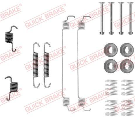OJD Quick Brake 1050777 - Set accesorii, sabot de frana reperautotrans.ro