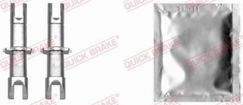 OJD Quick Brake 120 53 021 - Reglaj parghie, sistem franare reperautotrans.ro