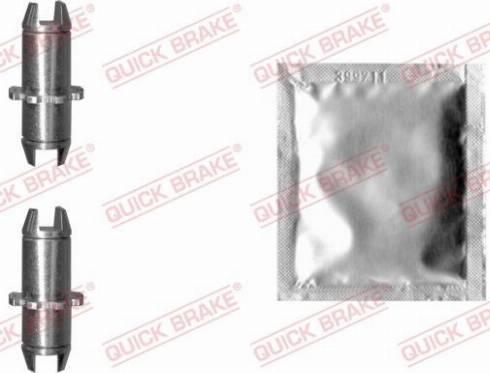 OJD Quick Brake 120 53 028 - Reglaj parghie, sistem franare reperautotrans.ro