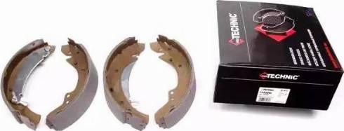 Protechnic PRS0089 - Setul de franare, frane cu tambur reperautotrans.ro