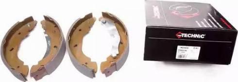 Protechnic PRS0166 - Setul de franare, frane cu tambur reperautotrans.ro