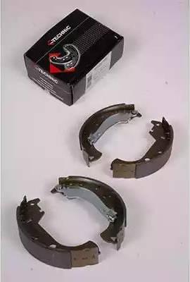 Protechnic PRS0102 - Setul de franare, frane cu tambur reperautotrans.ro
