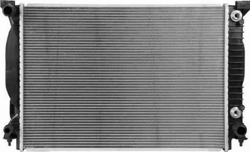 Spectra Premium CU2590 - Radiator, racire motor reperautotrans.ro