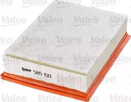 Valeo 585150 - Filtru aer reperautotrans.ro