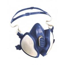 Masca Gaze, Semimasca Gaze, ADR, Vopsitorie, Dezinsectie, Protectie La Particule, Pulberi Praf, Substante Chimice, Vapori Organici